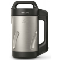 Blender chauffant Philips Viva Collection 1,2 L - Argent