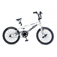 Vélo BMX Rooster BIG DADDY 20' freestyle - blanc