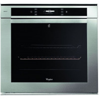WHIRLPOOL INTEGRABLE Four encastrable WHIRLPOOL INTEGRABLE AKZM 6830 IXL