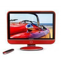 Télévision FEELING'S TV LED 32''  Full HD USB PVR  ROUGE
