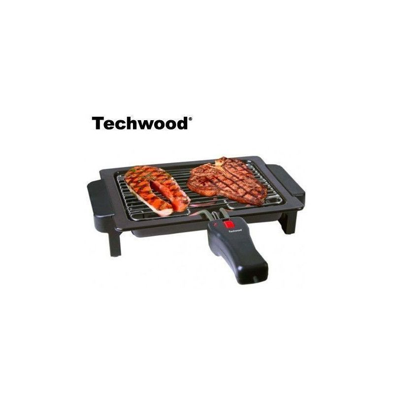 Barbecue electrique de table 1000w techwood ref tbq 800 - Barbecue electrique de table ...