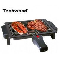Barbecue électrique de table 1000W Techwood - Ref. TBQ-800