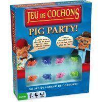 JEU DE COCHONS - Pig Party - Version francaise