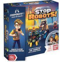 Very Special Unit : Stop the Robots - Jeu de societe collaboratif