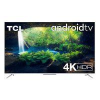 Smart TV 50 pouces TCL 4K UHD A+, 50P715