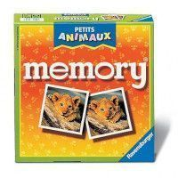 RAVENSBURGER Grand Memory des Petits Animaux