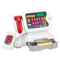 KLEIN - Caisse enregistreuse color avec display tactile pour Enfant
