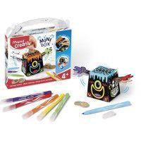 MAPED CREATIV - Mini Box - Coloriage Velours a construire