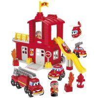 ABRICK Caserne de pompiers