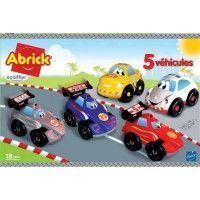 ABRICK Coffret 5 vehicules