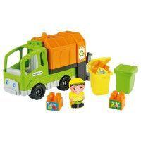 ECOIFFIER - 3350 - Camion poubelle - Abrick