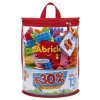 ABRICK Sac 100 briques + 30