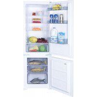 Réfrigérateur combiné 259L Froid Statique AMICA 54cm E, AB8252