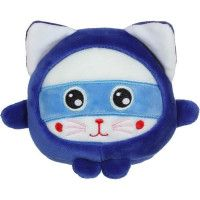 GIPSY - peluche squishimals 10 cm raton laveur Ricky