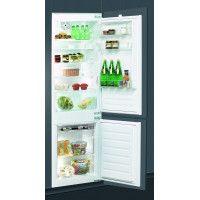 Combiné frigo-congélateur WHIRLPOOL INTEGRABLE ART 6514 A+