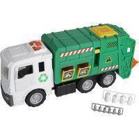 Motor Shop Camion Poubelle 52 cm
