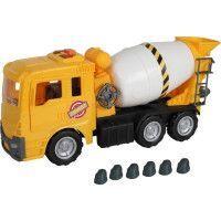 Motor Shop Camion toupie a beton - 52 cm