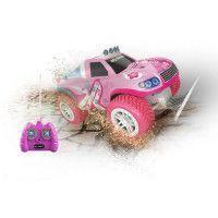 EXOST Super Wheel Truck Rose Voiture Telecommandee - 20258 - Echelle 1:12
