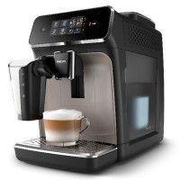 ROBOT CAFE CERAMIQUE LATTE 4BOISSONS REGLAGE INTENSITE LONGUEUR T°, IN PHILIPS - EP2235.40
