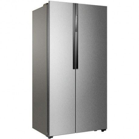 Réfrigérateur américain 504L Froid Ventilé HAIER 90.8cm A+, HAI6901018077371