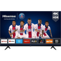 TV LED - LCD 65 pouces HISENSE 4K UHD, HIS6942147458228