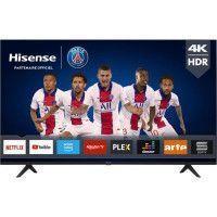 TV LED - LCD 65 pouces HISENSE 4K UHD, HIS6942147458228