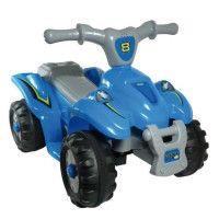 DARPEJE Quad Electrique Bleu 6 Volts