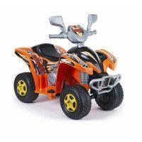 FEBER - Quad Freeride - Vehicule Electrique pour Enfant 6 Volts