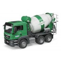 BRUDER 3710 Camion toupie a beton Man TGS