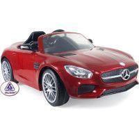 INJUSA Voiture electrique Enfant avec telecommande parentale Mercedes Benz AMG 6 Volts