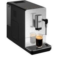 Beko CEG5311X Machine expresso automatique - 1350 W / 15 bars - Noir / Inox