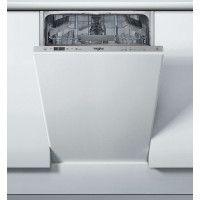 Lave-vaisselle tout-intégrable 45 cm WHIRLPOOL INTEGRABLE WSIC 3 M 27