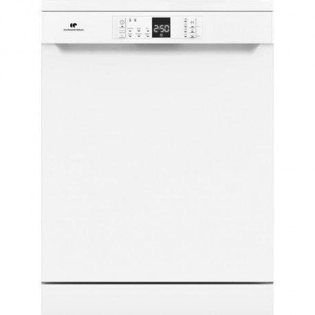 Lave-vaisselle pose libre CONTINENTAL EDISON 15 Couverts 60cm A++, CELV15453PW