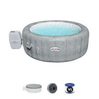 BESTWAY Spa gonflable Lay-Z-Spa Honolulu - 4 a 6 places - 196 x 71 cm