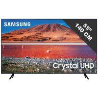 TV LED - LCD SAMSUNG 4K UHD 123.05cm, UE55TU7092