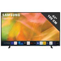 TV LED - LCD 43 pouces SAMSUNG HDTV 1080p G, UE43AU8075