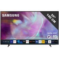 TV LED - LCD 55 pouces SAMSUNG HDTV 1080p F, QE55Q65A