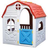 Maison enfant Pliable BSM pour interieur et exterieur