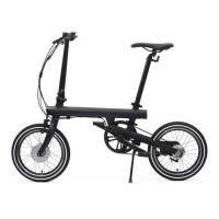 XIAOMI Velo Electrique Mi Smart Electric Folding Bike - 16,5 - Autonomie 45 km - 3 vitesses Shimano - Mixte - Noir