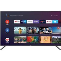 TV LED - LCD 50 pouces CONTINENTAL EDISON 4K UHD, CEQLED50SA21B2