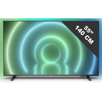 TV LED - LCD 55 pouces PHILIPS HDTV 1080p G, 55PUS7906/12
