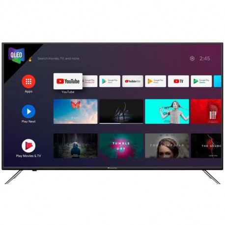 TV QLED 70 pouces CONTINENTAL EDISON 4K UHD G, CEQLED70SA21B7
