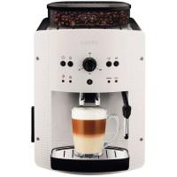 KRUPS EA810570 - Machine essential Espresso Automatique - Broyeur reglable 3 niveaux - Temperature reglable