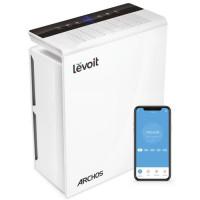 ARCHOS Purificateur dair 48 + un 2eme filtre est offert - information et controle via le smartphone- capture 99,97% des particul