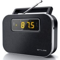 Radio-réveil MUSE M 081 R