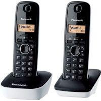 Panasonic Téléphone fixe PANASONIC KXTG 1612 FRW