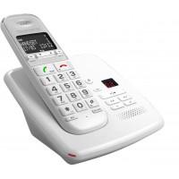 FUNKEN Téléphone fixe FUNKEN TD 351 BLANC