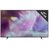 TV QLED 43 pouces SAMSUNG 4K UHD 96.55cm, QE43Q68A
