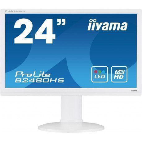 Iiyama Ecran d'ordinateur IIYAMA B 2480 HS-W 2