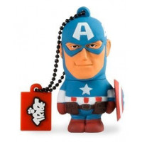 Clé USB Marvel Captain America 8GO TRIBE FD 016401